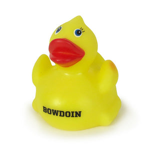 Bowdoin Yellow Rubber Duckie