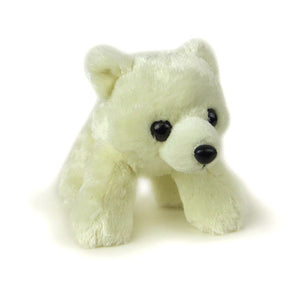 Hug'ems Mini Polar Bear Baby Plush