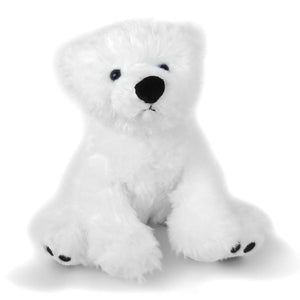 Fresco Plush Polar Bear from Gund