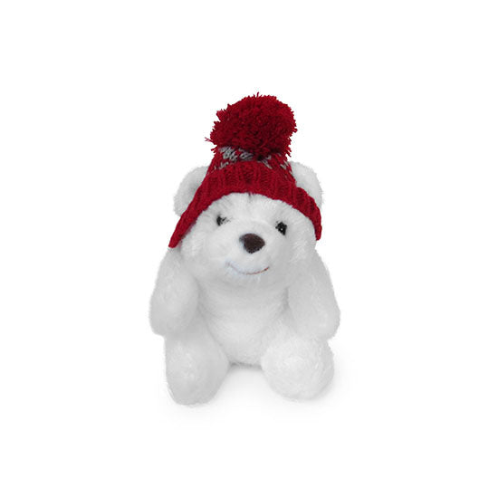 Tiny Snuffles with Red Hat from Gund