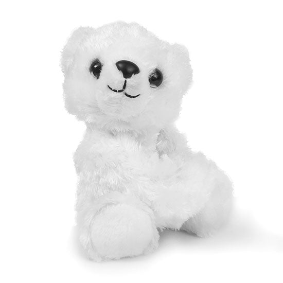 Huggers Plush Polar Bear