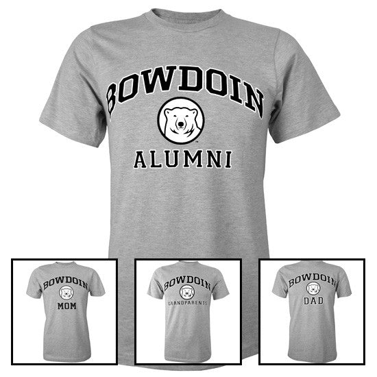 Bowdoin Family Tee from MV Sport