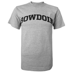 Basic Tee with Arched Bowdoin from Champion