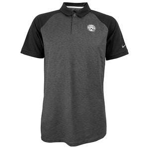 Dry Raglan Polo with Polar Bear Medallion from Nike