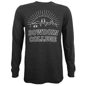Bowdoin Adventurer Long-Sleeved Tee from Uscape®