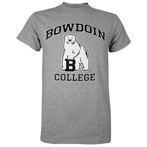 Bowdoin College Mascot Tee from MV Sport