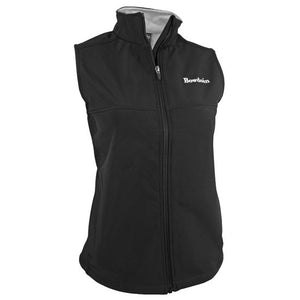 Women's Softshell Vest from Charles River
