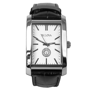 Men's Rectangular Dial Bowdoin Watch from Bulova