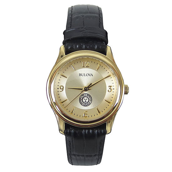 Women's Wristwatch with Small Bowdoin Seal