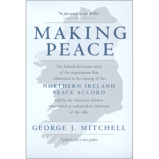 Making Peace — Mitchell '54
