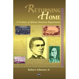 Cover of Returning Home by Robert Johnson, Class of 1971