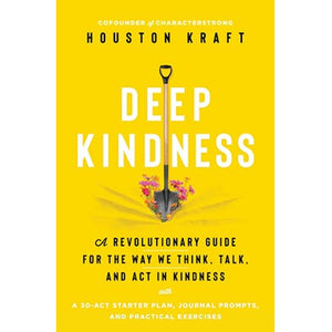Cover of Deep Kindness by Houston Kraft 2011