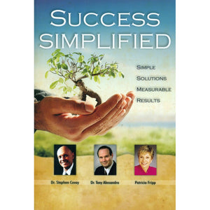 Cover of Success Simplified