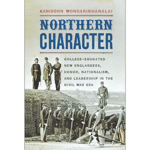 Northern Character, by Kanisorn Wongsrichanalai '03