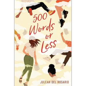 500 Words or Less by Juleah Del Rosario
