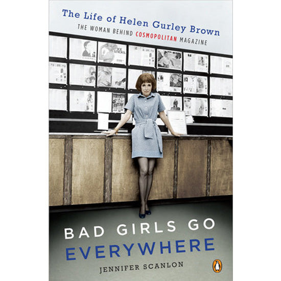 Bad Girls Go Everywhere — Scanlon