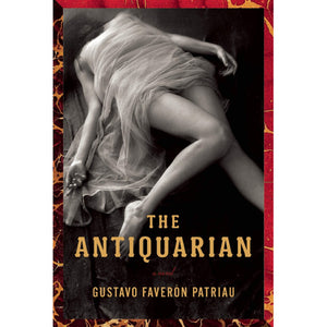 The Antiquarian by Gustavo Faveron Patriau