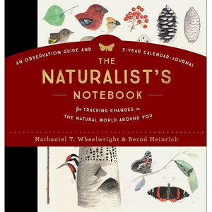 Naturalist's Notebook by Nathaniel Wheelwright