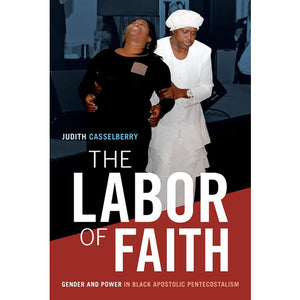 Cover of Labor of Faith by Judith Casselberry