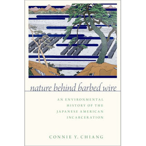 Nature Behind Barbed Wire by Connie Chiang