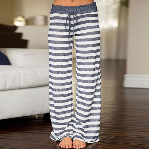 Striped P.J Pants