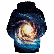 Load image into Gallery viewer, Galaxy Pullover Hoodie