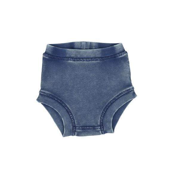 Analogie by Lil Legs Bloomers Jellybeanzkids Analogie Blue Wash Bloomer
