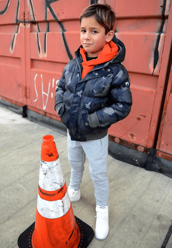 Appaman Coat Jellybeanzkids Appaman Camo Puffer Coat