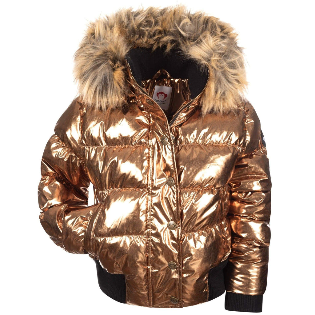 Appaman Appaman Copper Kyla Puffer Coat  JellyBeanz Kids