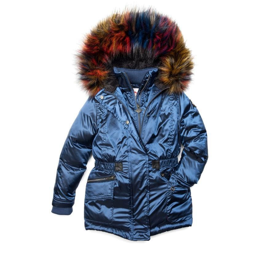 Appaman Appaman Midnight Navy Middie Puffer Coat  JellyBeanz Kids