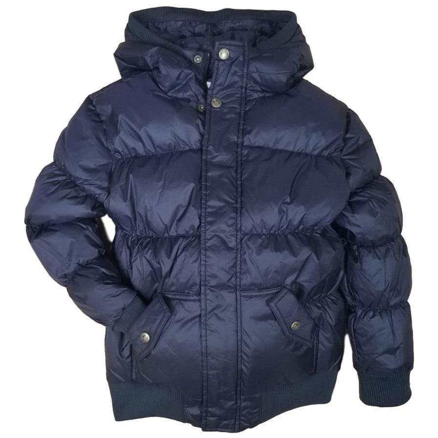 Appaman Coat Jellybeanzkids Appaman Navy Puffy Coat