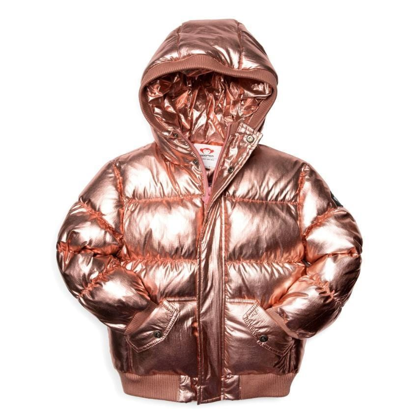 Appaman Appaman Rose Gold Puffer Coat  JellyBeanz Kids