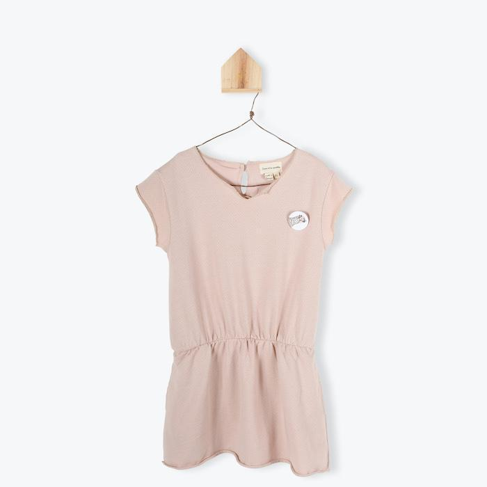 Arsene Lurex Dot Dress  JellyBeanz Kids
