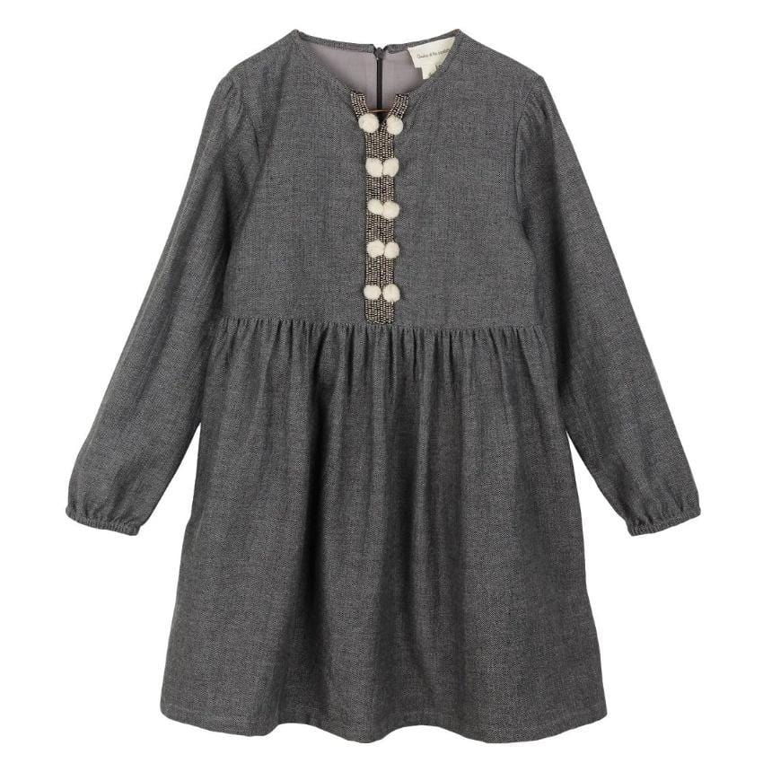 Arsene Arsene Tweed Dress  JellyBeanz Kids