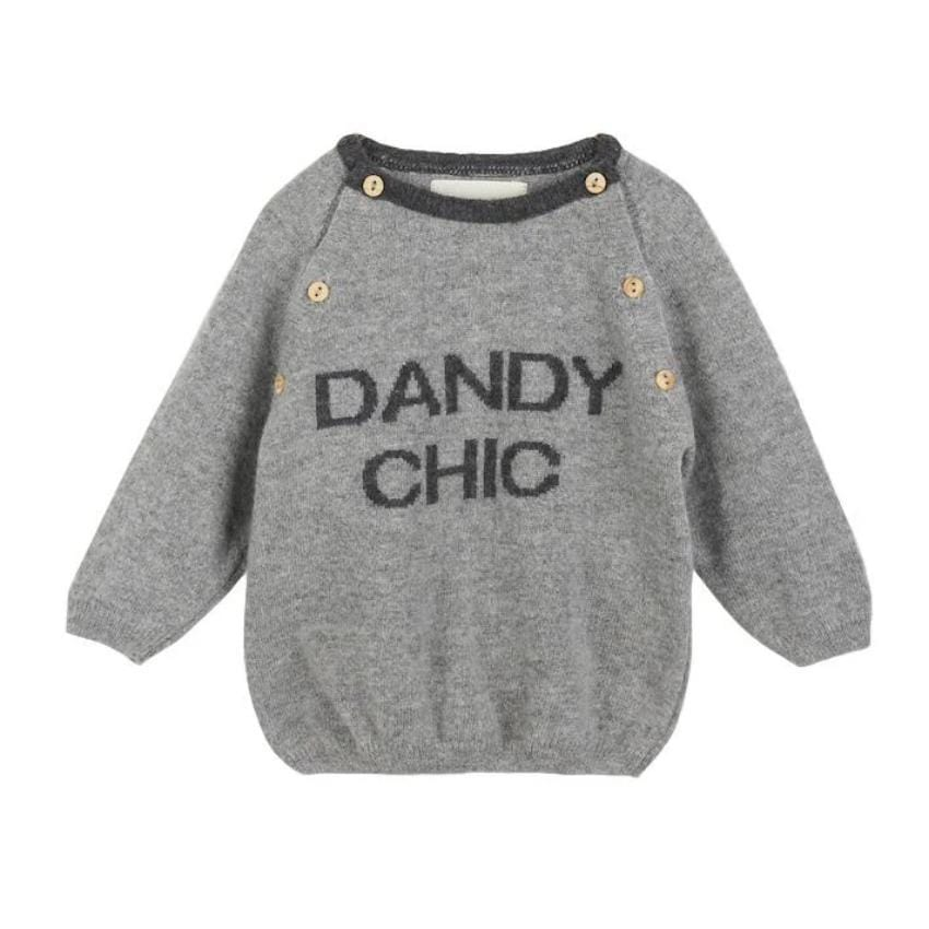 Arsene Arsene Dandy Chic Baby Sweater  JellyBeanz Kids