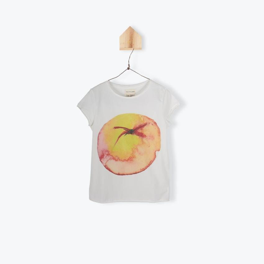 Arsene Fruit T-shirt  JellyBeanz Kids