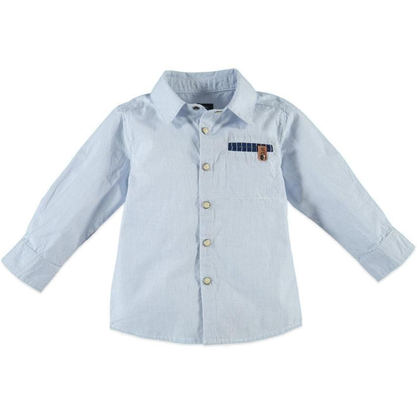Babyface Fine Checked Shirt  JellyBeanz Kids