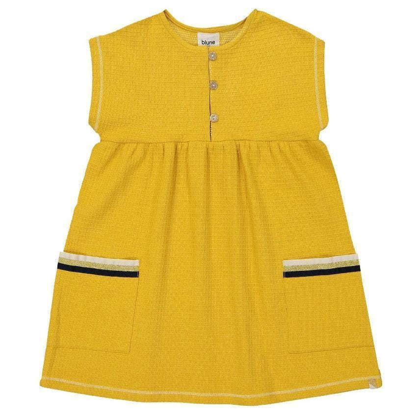 Blune Blondie Dress  JellyBeanz Kids