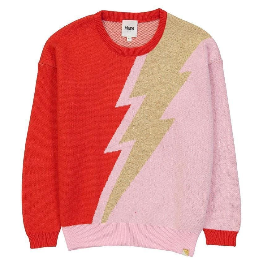 Blune Sweatshirt Jellybeanzkids Ziggy Sweater