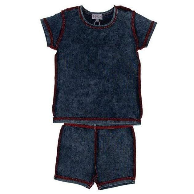Bopop Set Jellybeanzkids Bopop Denim Set