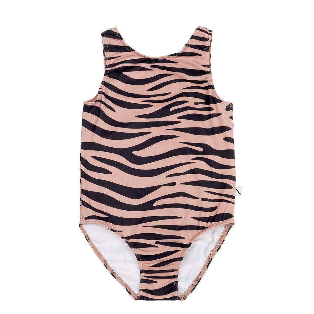 Carlijnq Carlijnq Tiger Swimsuit  JellyBeanz Kids