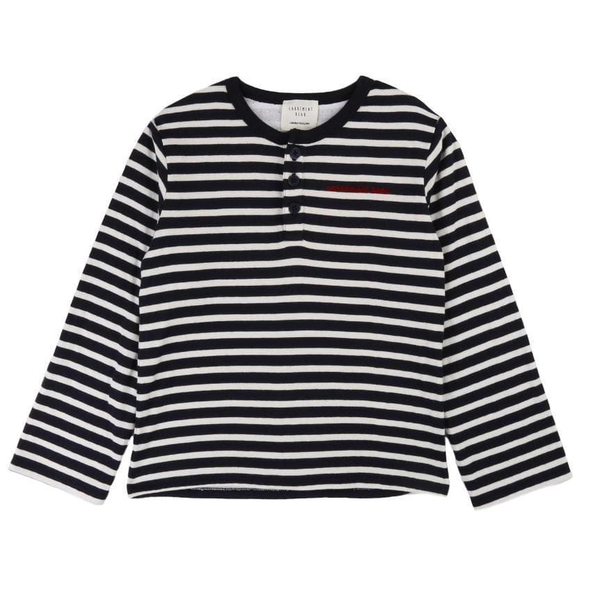 Carrement Beau Carrement Beau Striped Tee  JellyBeanz Kids