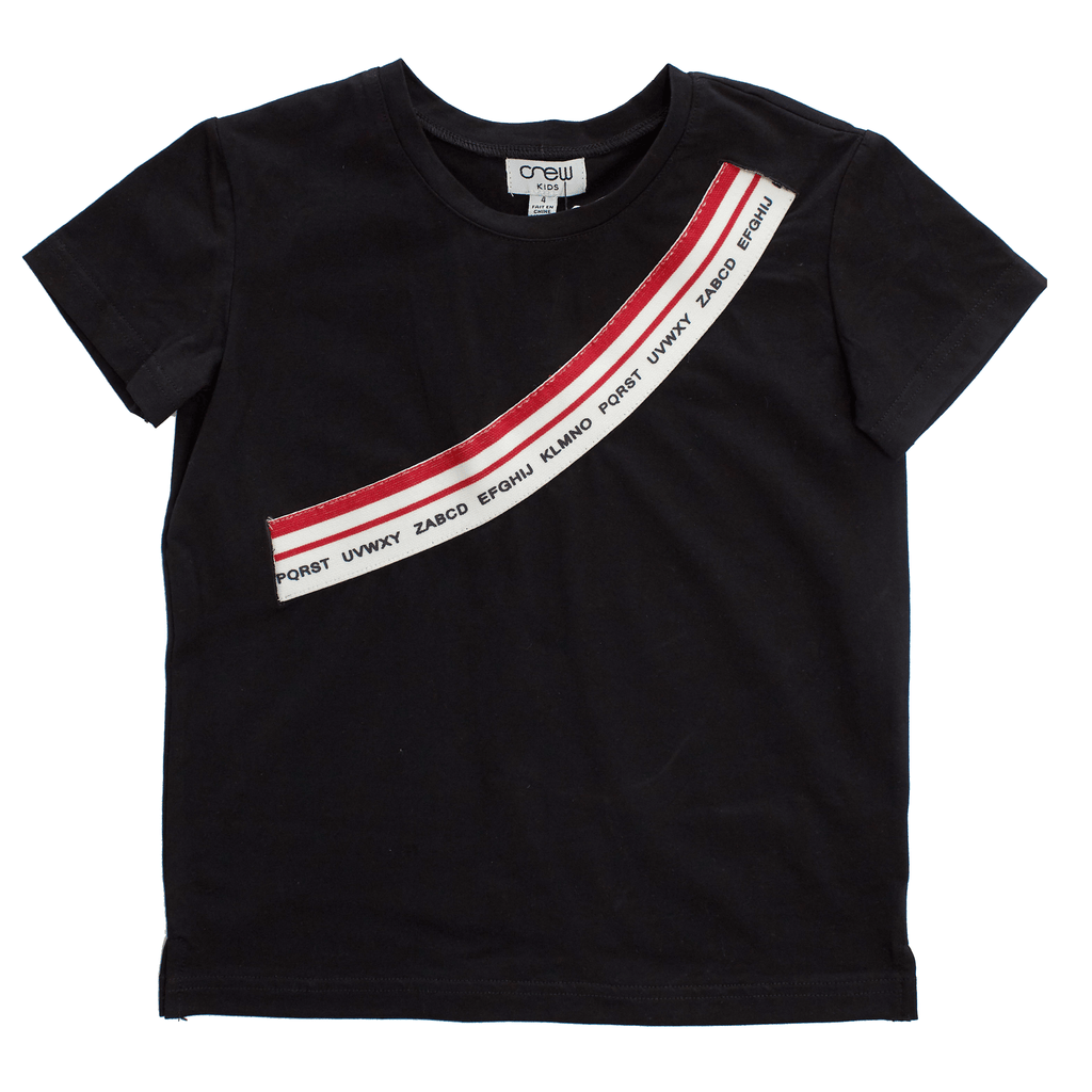 Crew Dress Jellybeanzkids Crew Elastic Band Tee