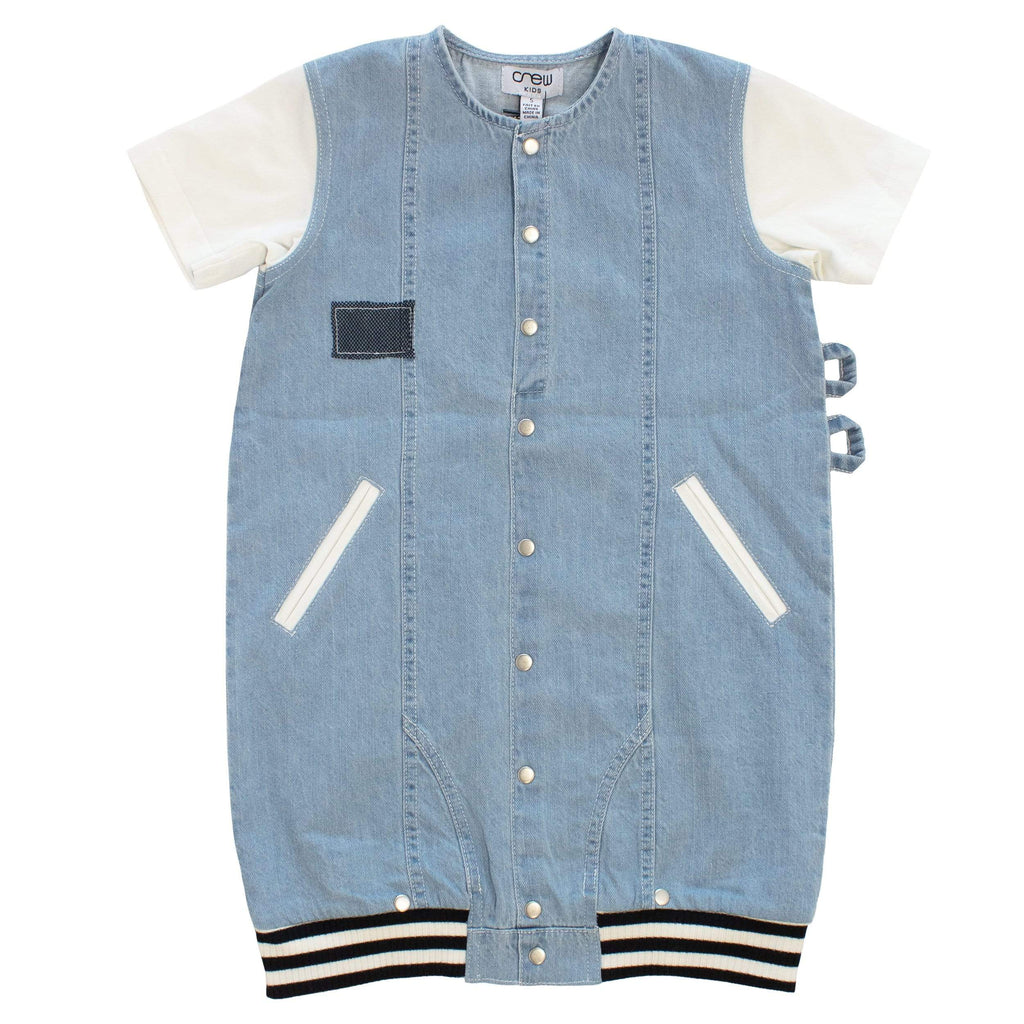 Crew Dress Jellybeanzkids Crew Varsity Dress