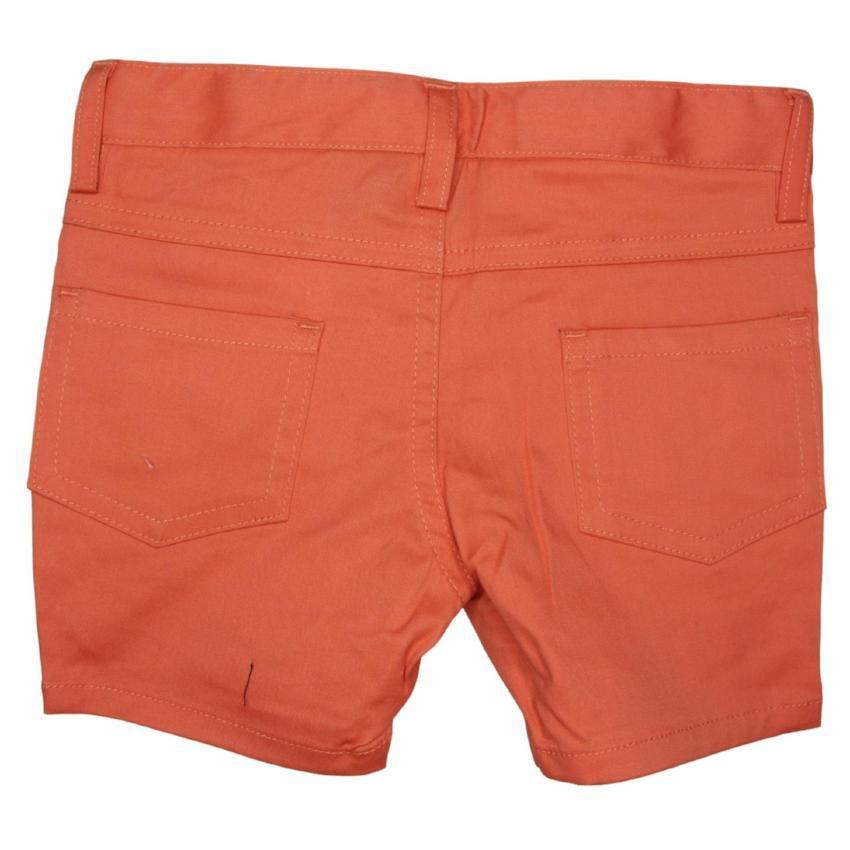 Crew Grapefruit Short Chinos  JellyBeanz Kids