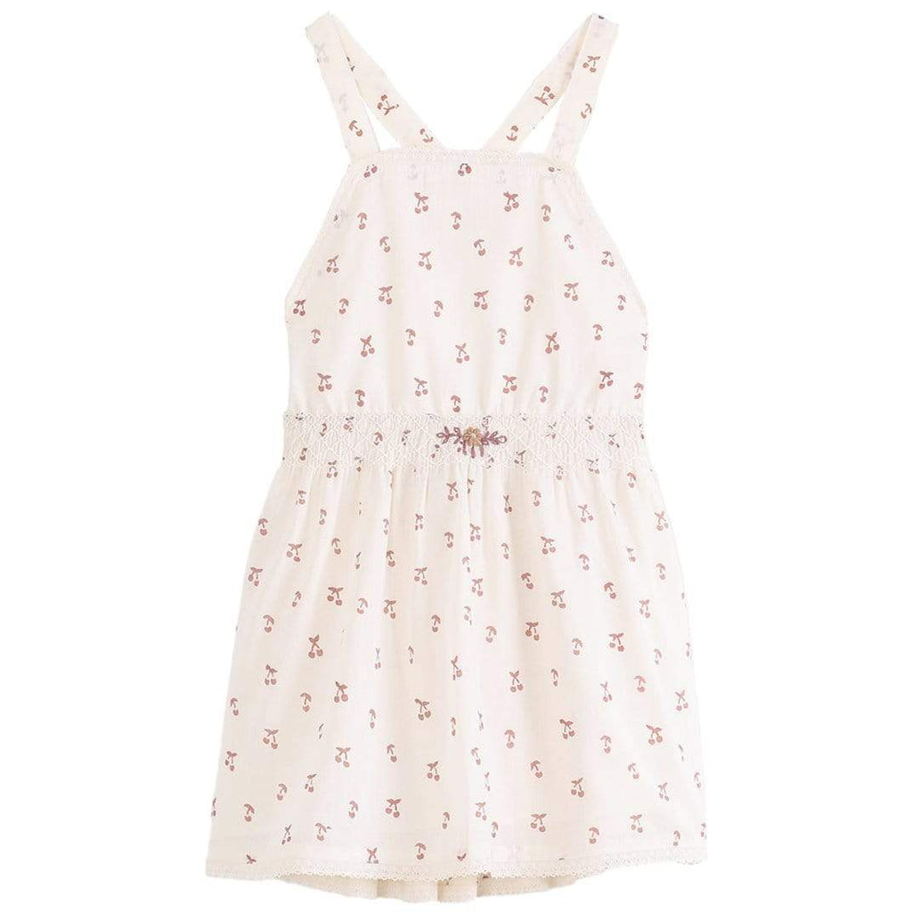 Emile et Ida Dress Jellybeanzkids Emile Et Ida Cherry Jumper