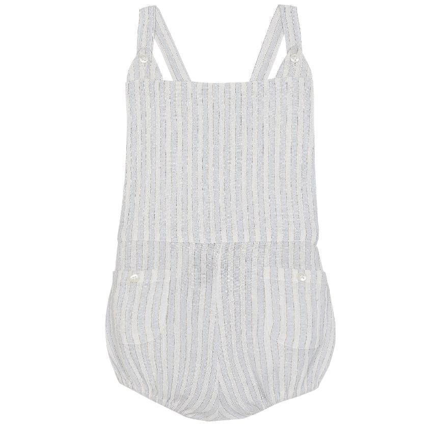 Emile et Ida Lurex Stripe Playsuit  JellyBeanz Kids