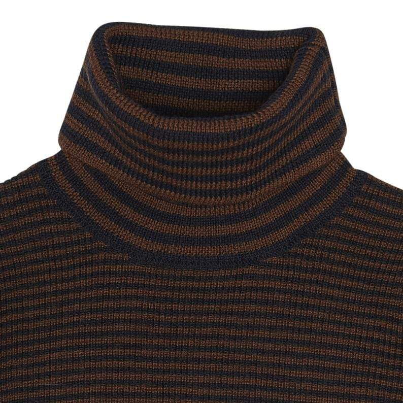 FUB FUB Striped Turtleneck Sweater  JellyBeanz Kids
