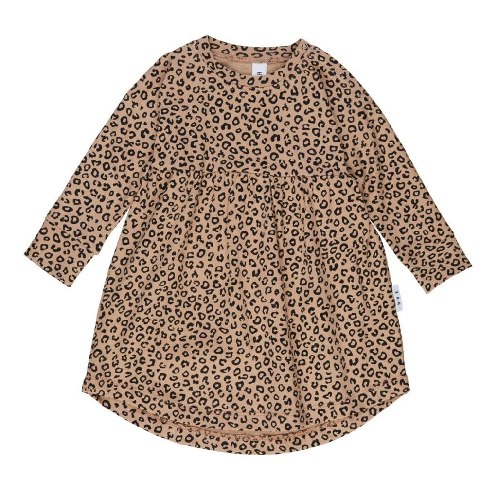 Huxbaby Dress Jellybeanzkids Huxbaby Leopard Dress