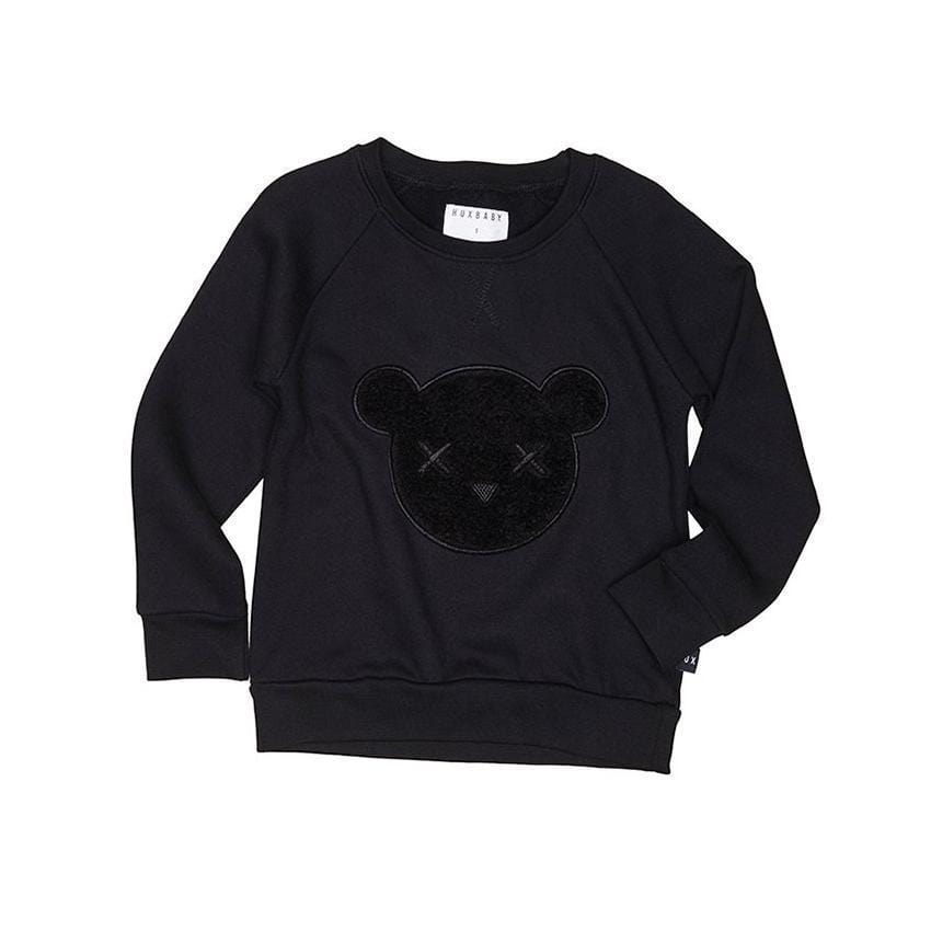 Huxbaby Unbearable Sweatshirt  JellyBeanz Kids
